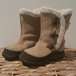 Merrell Spirit Tibet Jr Classic Taupe boots